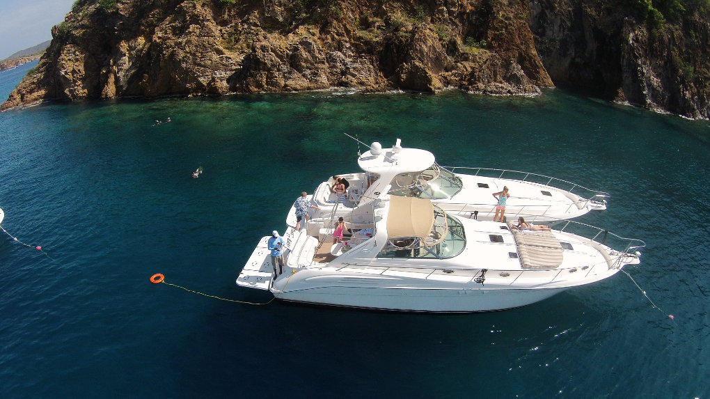 Take It Easy and Take It Easy 2 Luxury Yachts