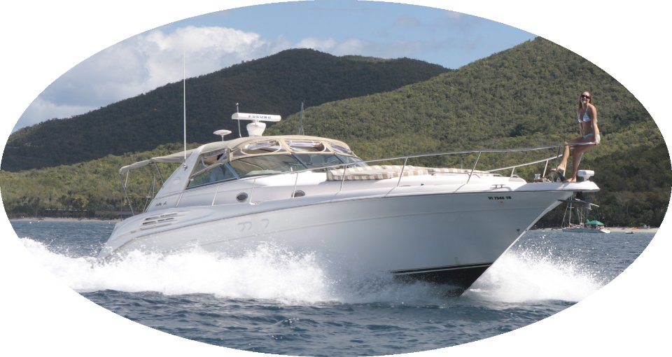 Tour the Virgin Islands on the Take It Easy private yacht