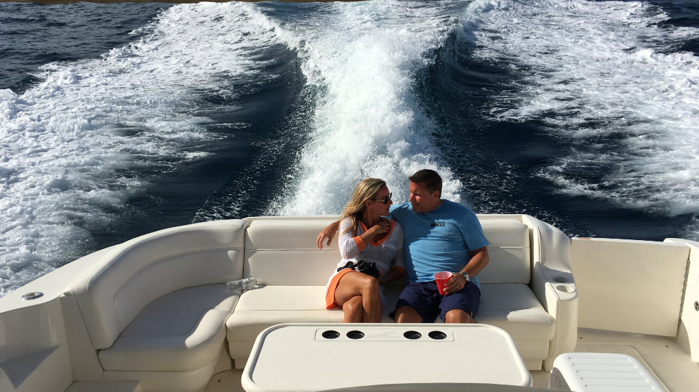 Ask about wedding, birthday, anniversary, retirement, sunset cruises or other special celebratory events