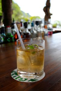 Beach Bars with Caribbean Rums