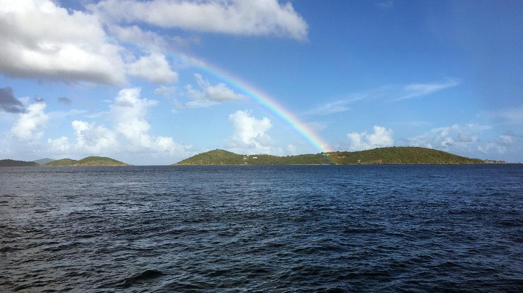 Cooper Island - British Virgin Islands - Take It Easy Custom Charters