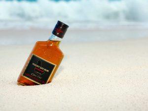 Cooper Island - Rum - Virgin Gorda - BVI