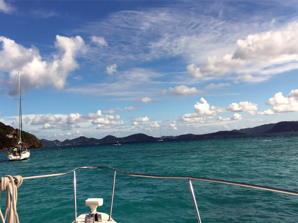 Peter Island BVI by Private Charter – Take It Easy Custom Charters