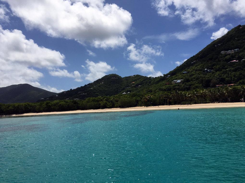 Smugglers Cover Tortola Island - Take It Easy Custom Charters