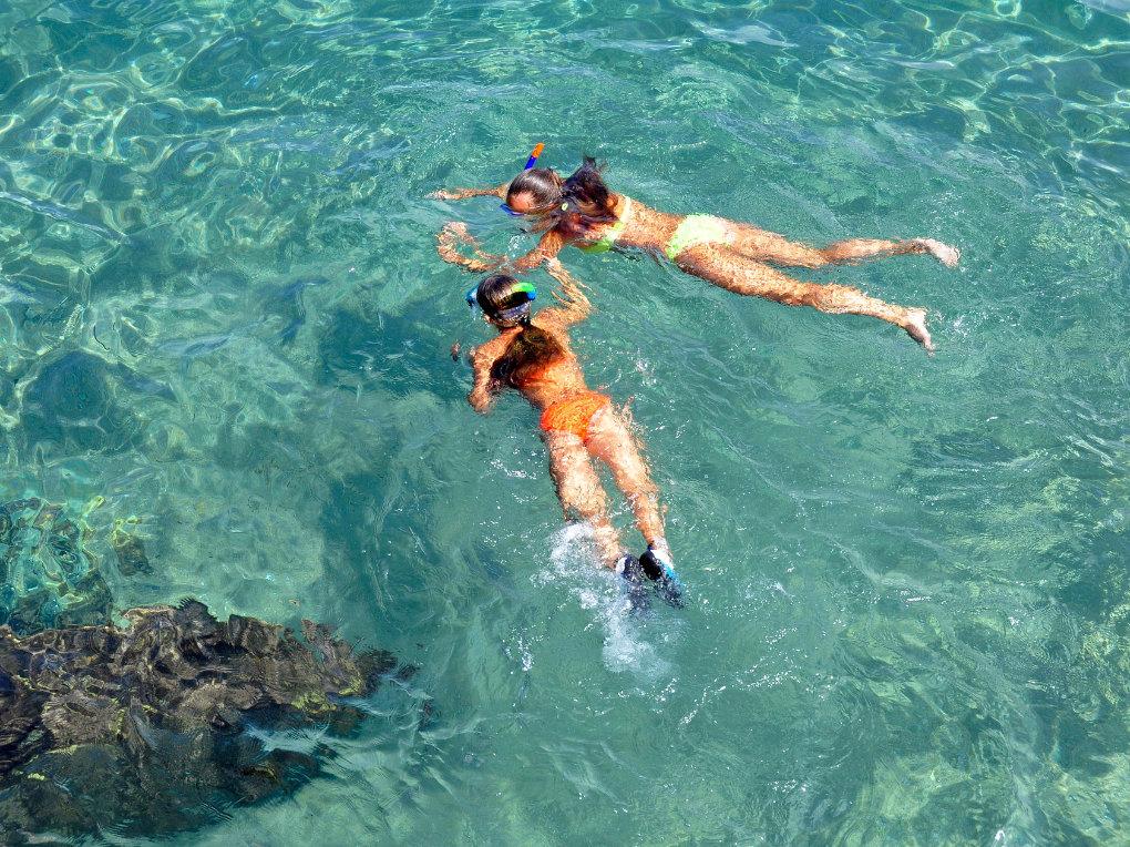 Snorking crusies St. John, US Virgin Islands - Take It Easy Charter