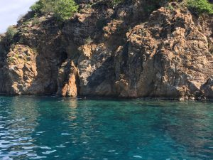 Cruise to the Caves at Norman Island - British Virgin Islands