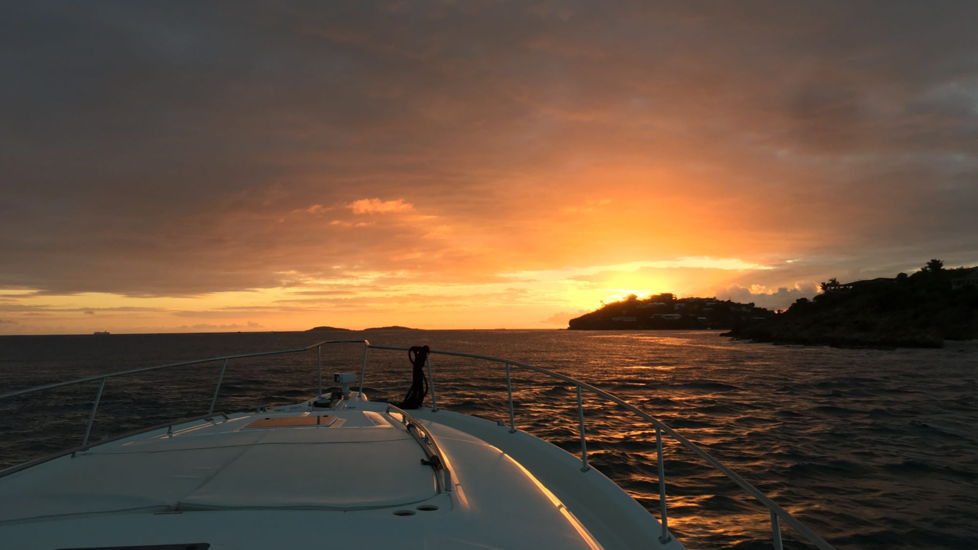 Sunset Cruises in the Virgin Islands